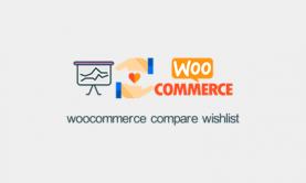 افزونه مقایسه محصولات ووکامرس + افزودن کالا به لیست علاقه مندی woocommerce