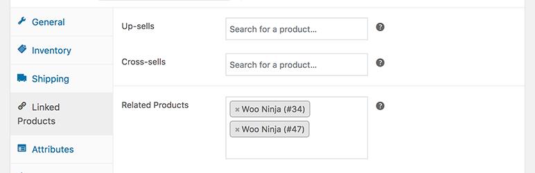 افزونه کالاهای مشابه دلخواه ووکامرس Custom Related Products for WooCommerce