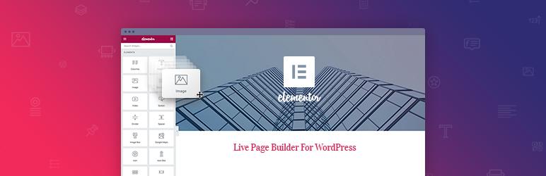 افزونه وردپرس ساخت صفحه فرود Elementor Page Builder