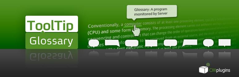 ساخت تولتیپ در قالب وردپرس توسط افزونه CM Tooltip Glossary