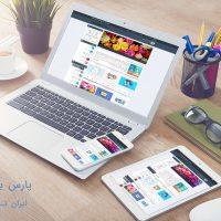 خرید قالب وردپرس پارس بلاگ