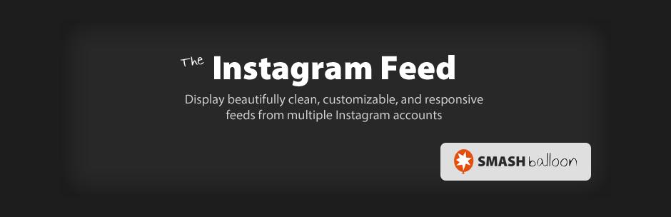 افزونه اینستاگرام وردپرس Instagram Feed