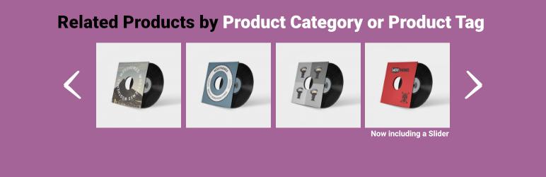 افزونه کالاهای مرتبط ووکامرس Woo Related Products
