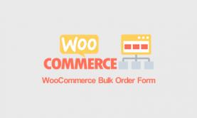فرم سفارش سریع ووکامرس برای ایجاد عمده فروشی در فروشگاه وردپرسی