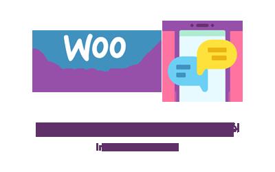 افزونه پیامک ووکامرس برای ارسال sms به مشتری در مراحل خرید محصول