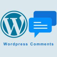آموزش کامل فعال کردن قابلیت نمایش دیدگاه وردپرس با کد یا افزونه در سایت