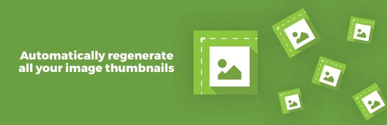 افزونه بازسازی تصویر شاخص وردپرس Regenerate Thumbnails