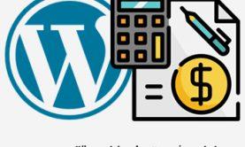 تعرفه طراحی قالب وردپرس – قیمت طراحی سایت وردپرسی