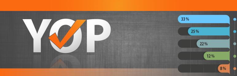 افزونه ایجاد نظرسنجی در وردپرس YOP Poll